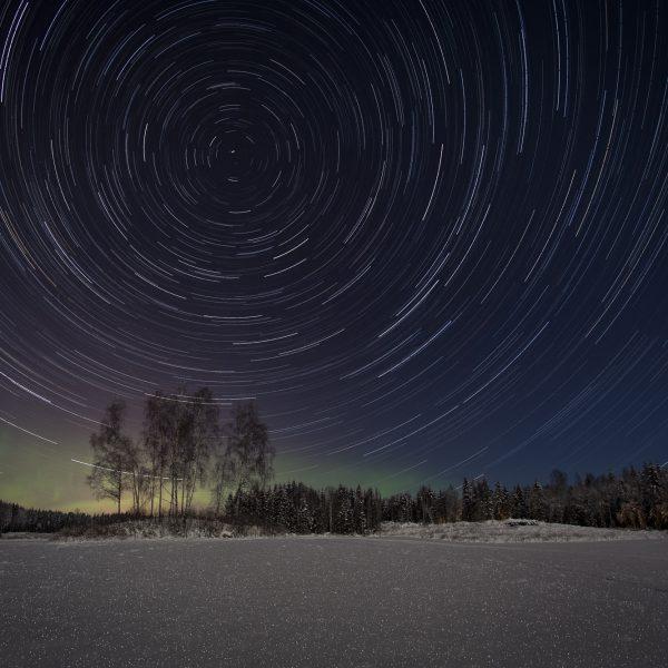 032 - Stjernehimmel over Kroer